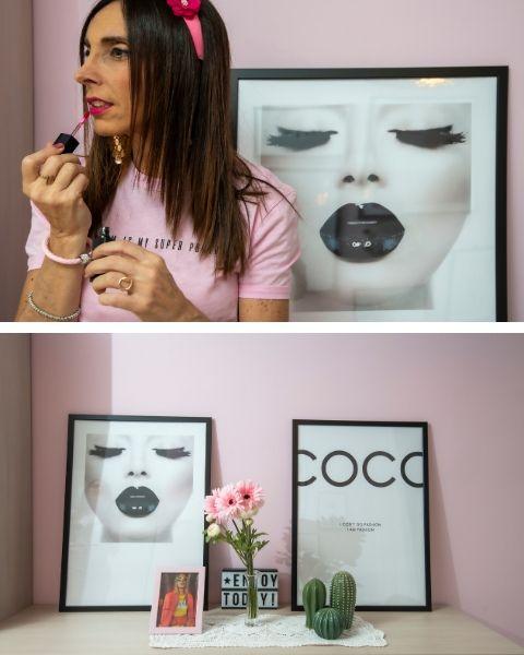 Black poster e Coco poster Desenio