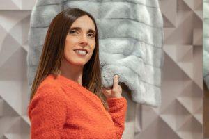 Daniela Barbarossa al Press Day Non Solo Moda a Milano del 14 novembre 2019